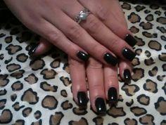 Elegancia en negro...