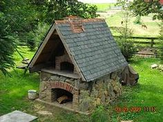 Casa Home Pizza Oven Outdoor Installation Gallery - Forno Bravo. Home Pizza Oven, Pizza Oven Outdoor, Outdoor Cooking, Wood Oven, Wood Fired Oven, Wood Fired Pizza, Pain Pizza, Hippie House, Bread Oven