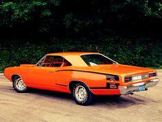 1970 Dodge Super Bee.  Wish I still had mine, Yellow w/ blk top