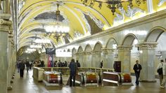 Solo Travel in Russia: day tours make challenging cities easy.