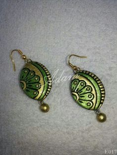 Mseal earrings