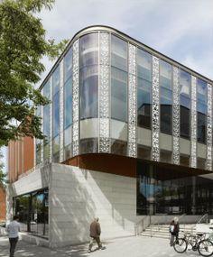 Biblioteca Pública Orillia / Perkins+Will (Orillia, Ontario, Canada) #architecture