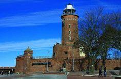 Kołobrzeg #lighthouse - #Poland http://www.roanokemyhomesweethome.com