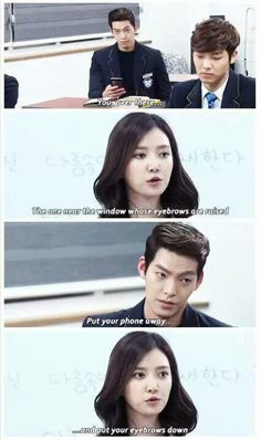 Heirs *I laughed so hard at this part XD