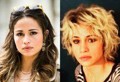 Nanda Costa muda visual e aparece com os cabelos curtos e loiros - Divulgação, TV Globo/ Reprodução, Instagram