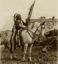 Sinta Maza, Iron Tail, Oglala Lakota,1904.
