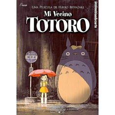 """El recomendado para estos jueves de lluvia es """"Mi vecino totoro"""" una película de Hayao Miyazaki. En una muestra de cómo puede ser nuestra convivencia con la naturaleza Mei una niña de cinco años tendrá una especial conexión con Totoro el espíritu del bosque. Recomendadísima. #educarte #mivecinototoro #mey #mei #totoro #gato #gatobus #bosque #naturaleza #hayaomiyazaki #espíritu #lluvia #jueves by colombiaeducarte"""