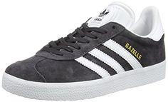 adidas Gazelle W, Zapatillas de Entrenamiento para Mujer, Gris (Mid Grey /Ftwr White/Gold Met.), 39 1/3 EU ✿ ▬► Ver oferta: https://cadaviernes.com/ofertas-de-zapatillas-adidas-para-mujer/
