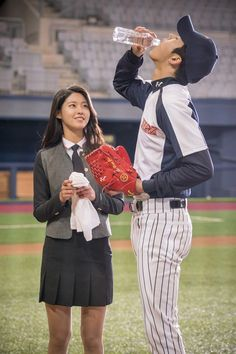 Rowoon // Click your heart // Tall Boy Short Girl, Short Girls, Kpop Couples, Cute Couples, Asian Actors, Korean Actors, Click Your Heart, Neoz School, Korean Couple Photoshoot