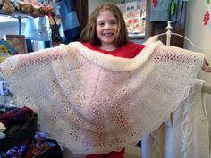 This Shawl is available in store or online at www.touchyarns.com