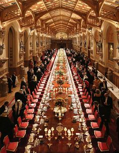 Castles & Manor Houses | Windsor Castle, Windsor, Berkshire, England....