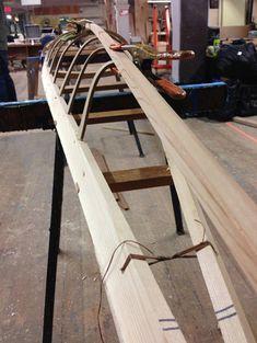 Selkie's New Skin: Building My West Greenland Replica Skin-on-Frame Kayak Wooden Kayak, Naval, Dinghy, Kayaks, New Skin, Ocean, Traditional, Building, Frame