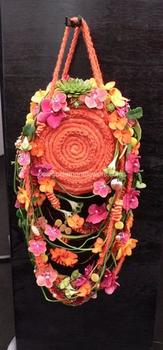 NEIL WHITTAKER INTERFLORA UK FLORIST OF THE YEAR 2013 Floral Bags, Floral Purses, Flower Bag, Flower Decorations, Arte Floral, Flower Designs, Floral Arrangements, Marie, Floral Design