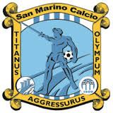 SAN MARINO CALCIO  --- Serravalle (repubblica san marino) Soccer Logo, Football Team Logos, Soccer Teams, Crests, Badge, Baseball Cards, Sport, Collection, Italia