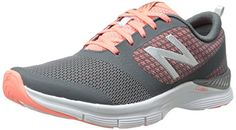 New Balance Womens 711 Mesh CrossTraining Shoe GreyCoral 9 D US ** Read more at the affiliate link Amazon.com on image.