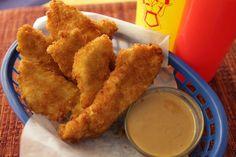 Fabio Makes Chicken Fingers   Shine Food - Yahoo Shine