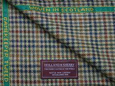 Holland and Sherry Gamekeeper Check