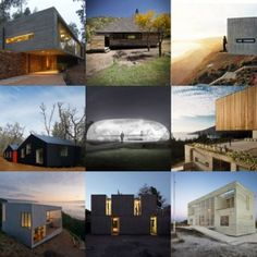 New Pinterest board:  Chilean architecture