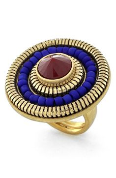 Vince Camuto 'Belle of the Bazaar' Large Statement Ring available at #Nordstrom