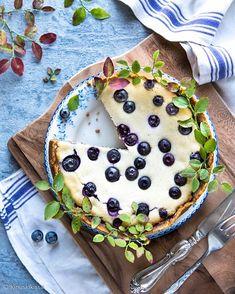 feed_image Vegan Cheesecake, Best Vegan Recipes, Healthy Cake, Nom Nom, Recipies, Baking, Ethnic Recipes, Desserts, Vegan Food
