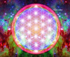 sacred geometry - the flower of life