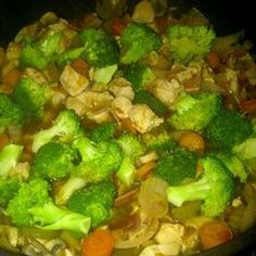 Low FAT: Low Cal Chunky Chicken Soup
