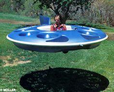 "Finally!  My ""Jetson"" car!!!  I want one!"