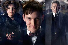 Gotham ganha prêmio de série mais promissora >> http://glo.bo/1uvX1hn
