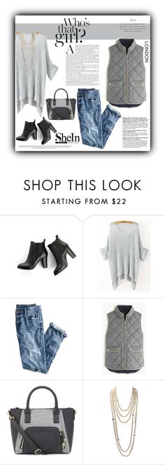 """""""Who's that she inside girl"""" by danigrll ❤ liked on Polyvore featuring SWEET MANGO, J.Crew, Liberty and Chanel"""