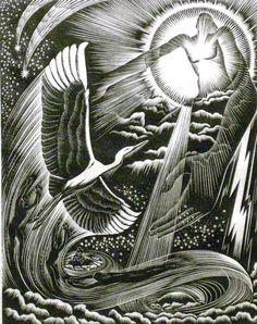 Merwin E. Taylor (New Zealander, Title Unknown. Nz Art, Wood Engraving, Woodblock Print, Printmaking, Graphic Art, Art Drawings, Digital Prints, Ink, Artwork