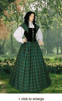 outlander scotland costumes - Google Search Traditional Scottish Clothing 2499a77149fb3