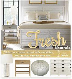 Hot Design Trend: Neutral & Natural