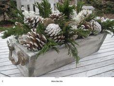 Outdoor Christmas Decorations, Rustic Christmas, Christmas Diy, Christmas Wreaths, Holiday Decor, Coastal Christmas, Primitive Christmas, Christmas Christmas, Xmas