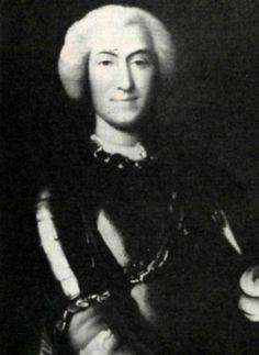 Charles François de Broglie, Comte de Broglie, Marquis de Ruffec (1719 - 1781).