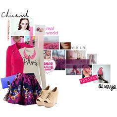 """""""Chicwish: Ornate"""" by pearlsandstars on Polyvore"""
