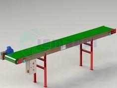 Esteira Transportadora Horizontal - Industrial