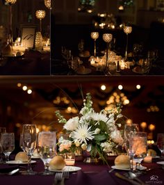 Glen Sanders Mansion New Years Wedding. © Matt Ramos Photography