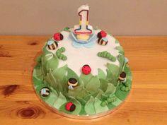 Gabriel's 1st Birthday cake.