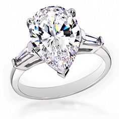 Looking for PEAR SHAPED ENGAGEMENT RINGS? Yes, PEAR SHAPED ...