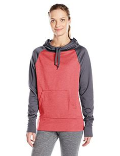 Women's Athletic Hoodies - Hanes Womens Sport Performance Fleece Pullover Hoodie * You can get additional details at the image link.