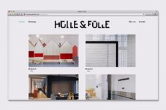www.huelleundfuelle.net Webdesign by Maison C.C.