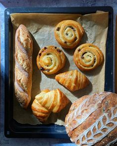 French Bakery, Croissant, Bread, Food, Brot, Essen, Crescent Roll, Baking, Meals