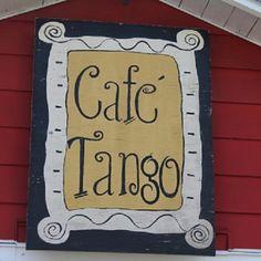 Cafe Tango Logo