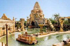 Angkor #7 Port Aventura Top 10 Parcs à Thème