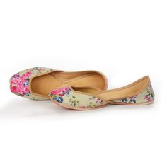 Designer Juttis from NeedleDust India