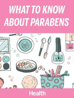 Over the last few years, in response to customer concerns, many brands have started to manufacture (and label) paraben-free products, including lotions, lipsticks, shampoos, scrubs, and more.   Health.com