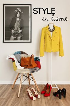 Style in Home, com Rita Heroína. #style #home #personalstylist #personalshopper…