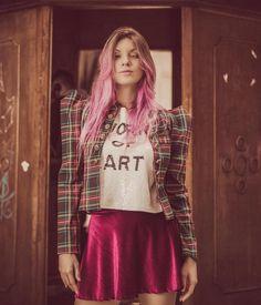"""""""Foto linda do @nhthan make do @felixpablo e roupas minhas com produção da @aibmv """""""