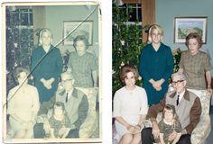 The Photo Restoration Center Photo Restoration, Old Photographs, Digital Image, Vintage Photos, History, Frame, Glass, Photography, Painting