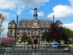 Paris en photo - - Mairie de Pantin